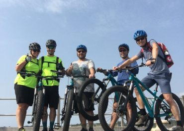 Jetty Bike Tour
