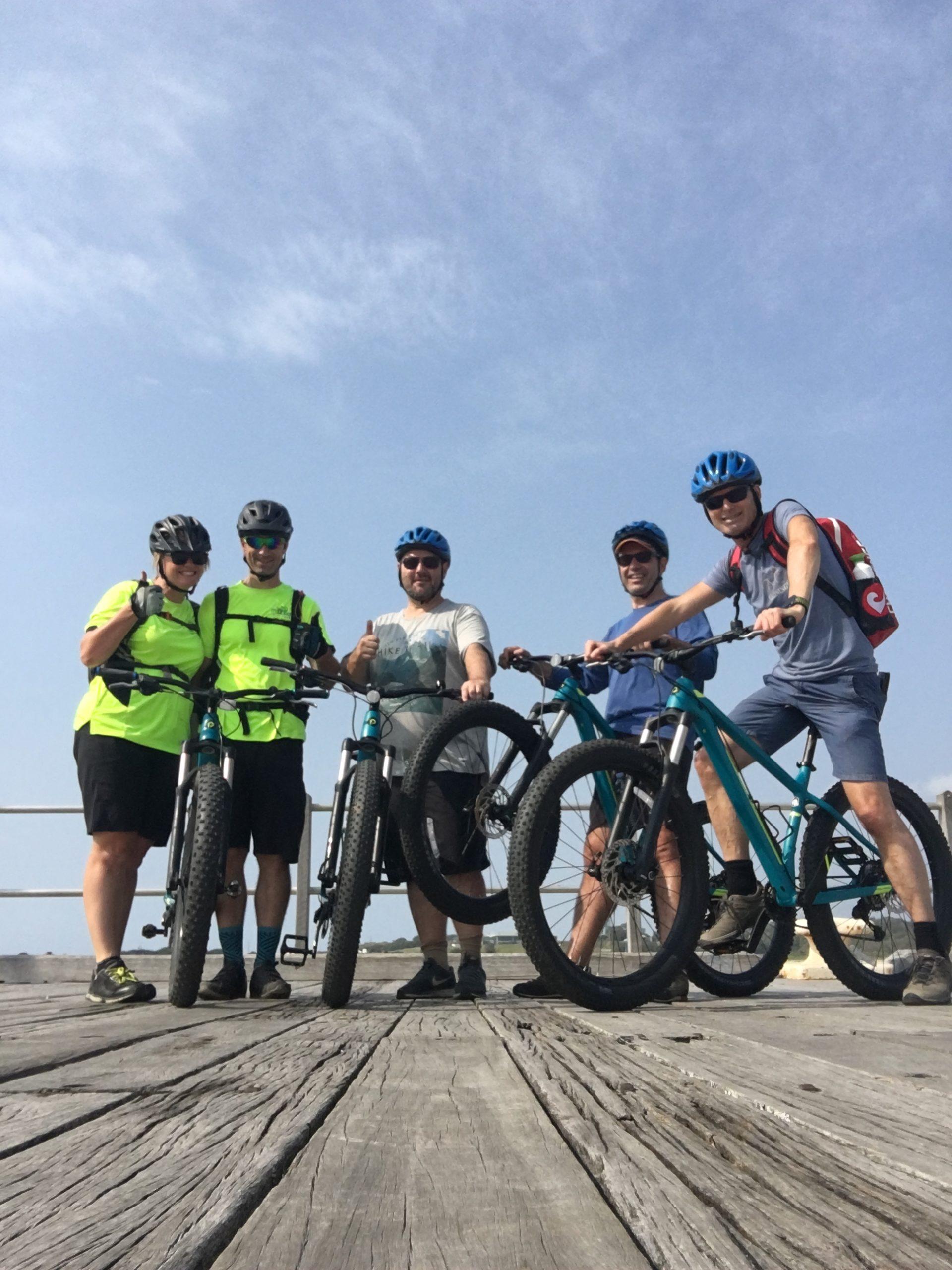 Jetty Bike Tour