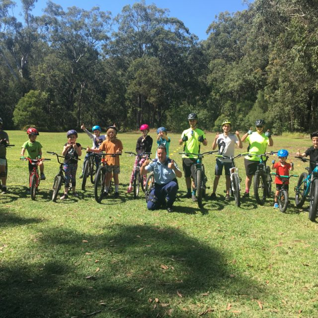 Kids Bike Camp